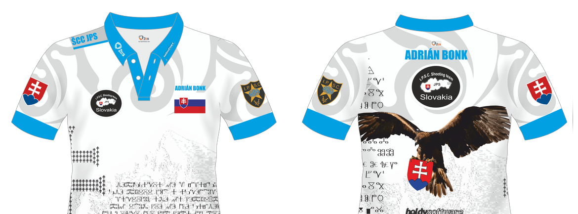COMPETITION JERSEYS